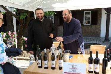 Винарија Амбелос на 5. Фестивалу шумадијских вина